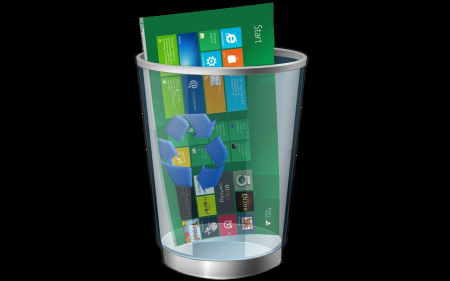 Fix Corrupted Recycle Bin in Windows 8 - PC Error Repair Solutions ...