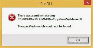 how to fix progra 1 common 1 system sysmenu dll