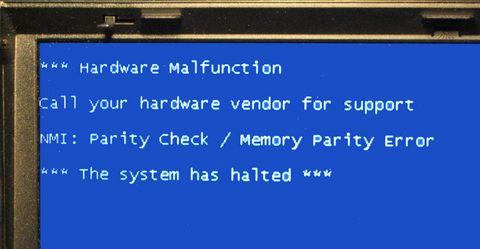 Fix NMI Hardware Failure in Windows 8/ 8.1/10