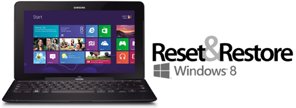 how to get to system restore windows 8