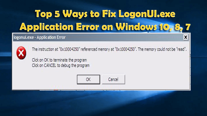 exe application not opening windows 10