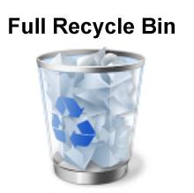 recycle-bin copy