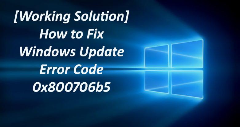 how to fix windows update not installing error code 8007371b