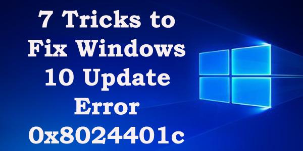 error 0x8024401c
