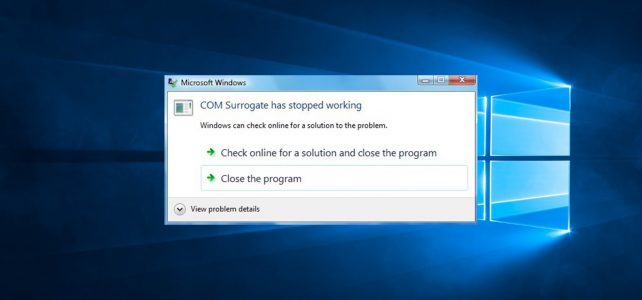 "6 Working Solutions to Fix ""COM Surrogate Has Stopped Working Error"" on Windows"
