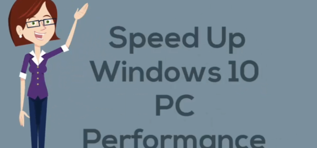 [VIDEO] Quick Tips to Increase Windows 10 PC Performance
