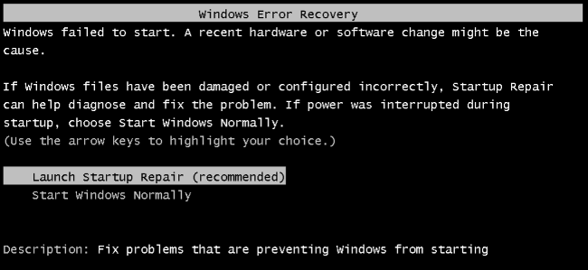 Windows-boot-Error