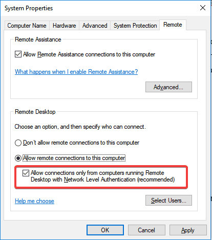 Top 6 Easy Fixes of Remote Desktop Error 0x204 on Windows 10
